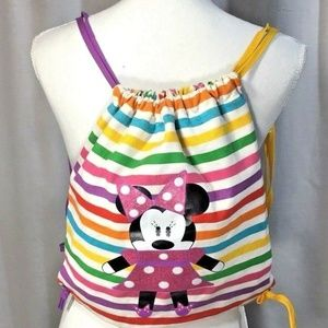 LMM~Little Miss Matched String Bag Minnie Mouse